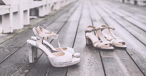 sandaler klack dam