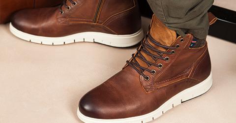 0f22f415134 Matcha vinterpromenaden med varmfodrade kängor med högt skaft, och  arbetsdagen med nättare boots i snyggt skinn – eller kanske mocka.